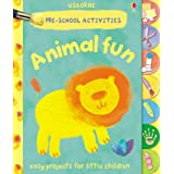 Animal Fun (Usborne Preschool Activities)by Fiona Watt