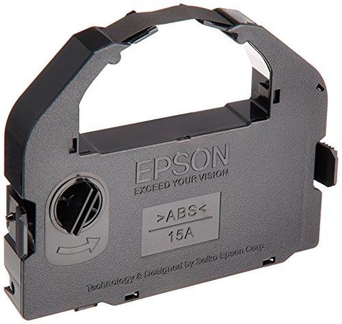 Epson C13S015262 Rubans pour Matricielles Noir Pour LQ-670/680/ 680pro/ 860/1060/2500/2500+/2550