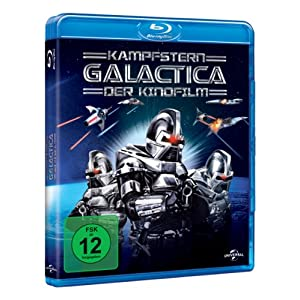 Kampfstern Galactica [Blu-ray] [Import allemand]