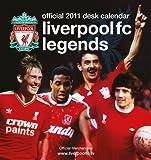 Official Liverpool FC 2011 Desk Easel Calendar