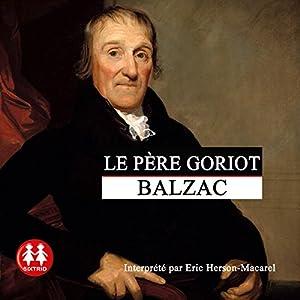 Le père Goriot | Livre audio