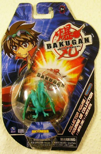 "Bakugan Battle Brawlers 2"" Collector Figure - Skyress - 1"