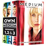 Medium: Complete Seasons 1-3 [DVD] [Region 1] [US Import] [NTSC]by Miguel Sandoval