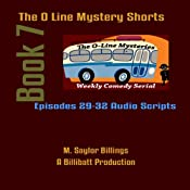 The O Line Mystery Shorts, Book 7 | [M. Saylor Billings]