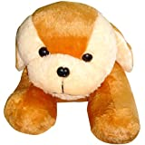 Cute Brown Dog Soft Toy For Kids Birthday - Gifts For Kids, Girls, Boys