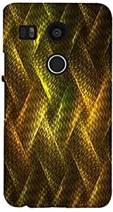Phone Decor AM022HONOR5X Back Cover for Huawei Honor 5X (Multicolor)