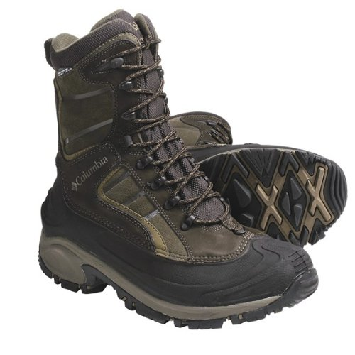 Columbia Men`s Whitefield XTM Omni-Tech Winter Boot