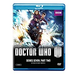 Doctor Who: Series Seven - Part Two [Blu-ray]
