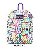 JanSport Superbreak Colorful Print School Backpack