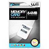 KMD Wii/Gamecube 64MB 1019 Blocks Memory Card