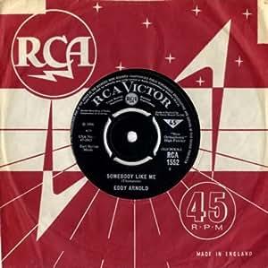 Eddy Arnold - Somebody Like Me