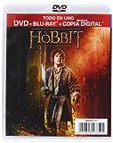Image de El Hobbit: La Desolación De Smaug (Dvd + Bd + Copia Digital) [Blu-Ray] [Blu-R
