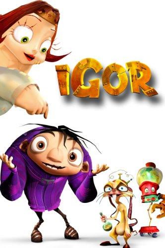 Igor john cusack myleene klass matt mckenna for Igor movie watch online