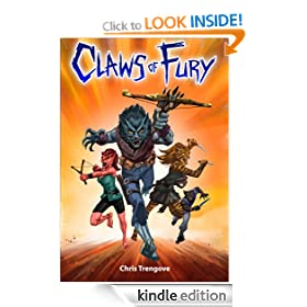 CLAWS OF FURY (THE CLAWS TRILOGY)