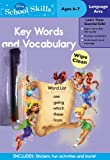 Disney School Skills: Fairies Sight Words and Vocabulary