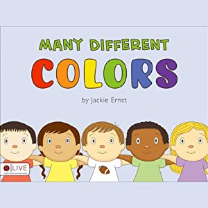 Many Different Colors | [Jackie Ernst]