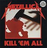 Kill 'em All - Direct Metal Master - EX