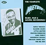 echange, troc Compilation - The Complete Meteor Blues