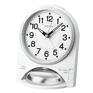 Amazon.com: SEIKO CLOCK ( Seiko clock ) RAIDEN loud analog alarm clock