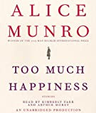 img - for Too Much Happiness: Stories book / textbook / text book