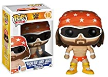 Funko POP 3 3/4 Inch WWE Randy Savage Action Figure Dolls Toys