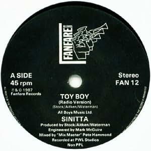 Toy Boy (+ Rap Mix)