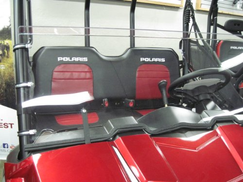 POLARIS RANGER 500 & 400 - 2010 or NEWER - FULL W/TILT WINDSHIELD
