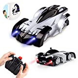 Epoch Air Rc Cars for Kids Remote Control Car Toys Wall Climbing Dual Mode 360°Rotating Stunt Rechargeable High Speed Vehicle with LED Lights Gift for Boys Girls Age of 3,4,5,6,7,8-16 Year Old