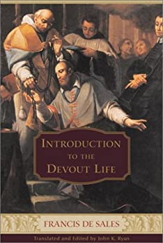 "Cover of ""Introduction to the Devout Life..."