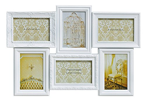 pureday-marco-multiple-para-6-fotos-fotos-collage-en-blanco-con-yeso-galeria-de-imagenes-con-cristal