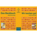 """Wir kochen gut. Das Backbuch. Reprint. 2 B�nde: Limitierte zweib�ndige Schuberausgabevon """"Verlag f�r die Frau"""""""
