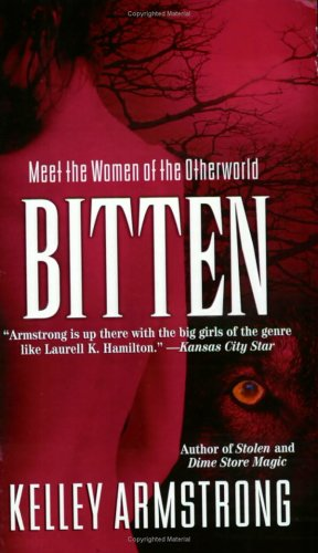 Cover of Bitten (Women of the Otherworld, Book 1)