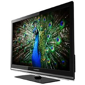 51HM4ZzGdBL. AA300  Amazon Blitzangebot seit 14:ooUhr! 24 LED Backlight TV: Thomson, 61 cm mit Full HD, 50Hz, DVB C/ T Tuner, MPEG4, 2x HDMI, CI+, USB 2.0, inkl.Versand 209,99€