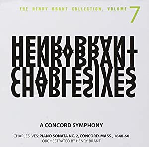 A Concord Symphony (The Brant Collection /Vol.7)