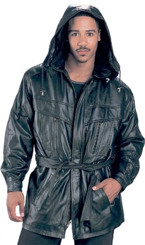 Classic Men's 3/4 Length Leather Coat - Buy Classic Men's 3/4 Length Leather Coat - Purchase Classic Men's 3/4 Length Leather Coat (USA Leather, USA Leather Coats, USA Leather Mens Coats, Apparel, Departments, Men, Outerwear, Mens Outerwear, Coats, Full Length, Mens Coats, Full Length Coats, Mens Full Length Coats)