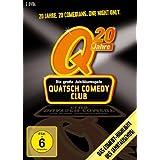 20 Jahre Quatsch Comedy Club - Die große Jubiläumsgala Live - 2 DVDs