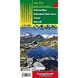 Freytag Berndt Wanderkarten, WK 081, Pyhrn - Priel - Eisenwurzen - Grünau - Almtal - Steyrtal - Nationalpark Kalkalpen - Bad Aussee, GPS, UTM - ... (freytag & berndt Wander-Rad-Freizeitkarten)