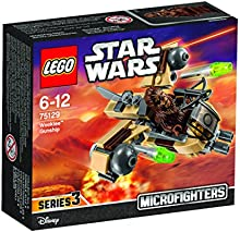 Comprar LEGO Star Wars - Set Wookiee Gunship, multicolor (75129)