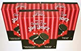 Trader Joe's Candy Cane Joe Joes Sandwich Cookies - Limited Holiday Edition - Sold Out At Trader Joe's - 3 PACK