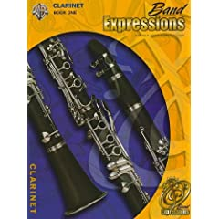 Band Expressions, Book One for Clarinet: Texas Edition (Expressions Music Curriculum)