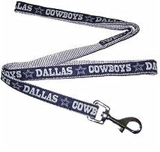 Pets First NFL Dallas Cowboys Pet Leash, Large
