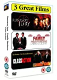Runaway Jury/Class Action/Family Business [DVD]