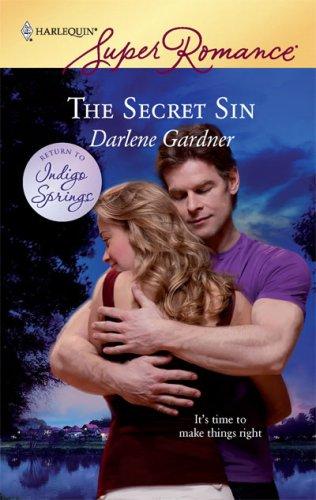 Image for The Secret Sin (Harlequin Superromance)