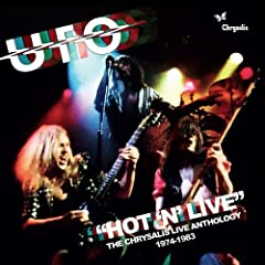 Hot N' Live - The Chrysalis Live Anthology 1974-1983