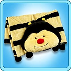 Genuine Ultra Soft My Pillow Pet Bumble Bee Blanket