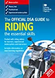 img - for The Official DSA Guide to Riding: The Essential Skills book / textbook / text book