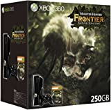 Xbox 360 250GB モンスターハンター フロンティア オンライン トライアル パック