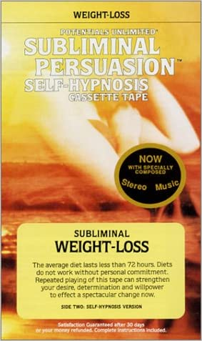 Weight Loss: A Subliminal Persuasion Self Hypnosis