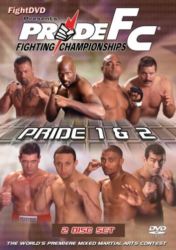Pride 1 And 2 [DVD]