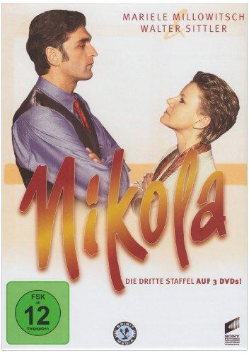Nikola - Die dritte Staffel [3 DVDs]